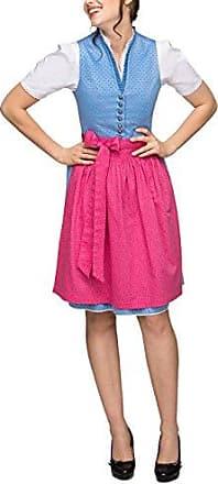 Anke, Dirndl Femme, Multicolore (Pink 202), 40Wiesnkönig