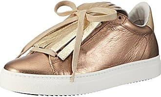 Stokton 653-d, Zapatillas para Mujer, Dorado (Rame+ Platino), 40 EU