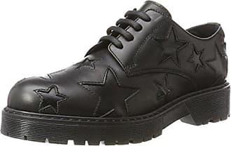 nobrand Viper, Zapatos de Cordones Derby para Mujer, Negro (Black), 40 EU