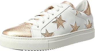 Stokton Damen Sneaker , Weiß - Bianco - Größe: 39 EU