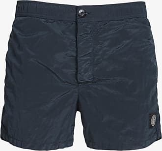 Core Logo Swim Trunks In Navy - 06935 navy Emporio Armani