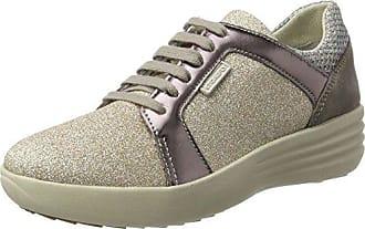 110111 Sneakers Frau Platin 36 Stonefly