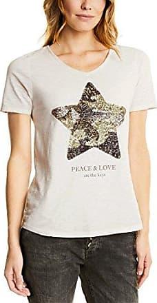 Street One 311454, Camiseta para Mujer, Rosa (Studio Rose 30978), 44 (Talla del Fabricante: 42)