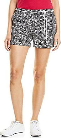 Street One 371432 Bonny, Pantalones Cortos para Mujer, Multicolor (White 20000), 36