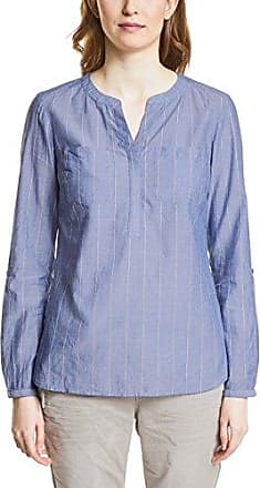 Street One 340940, Blusa para Mujer, Multicolor (Sailing Blue 20763), 44