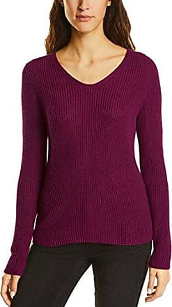Street One 300457, Jersey para Mujer, Rojo (Scarlet Red 11157), 38