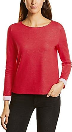 Street One 300326 Emily, Jersey para Mujer, Rojo (Big Red 10979), 44 (Talla del Fabricante: 42)