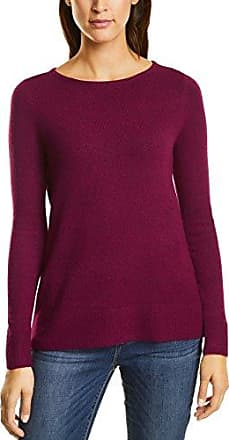 Street One 300382 Marie, Jersey para Mujer, Rojo (Warming Berry 11118), 38