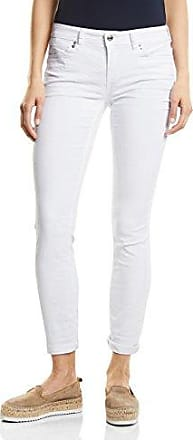 Street One 371411, Pantalones para Mujer, Multicolor (Deep Blue 21238), 36W x 30L