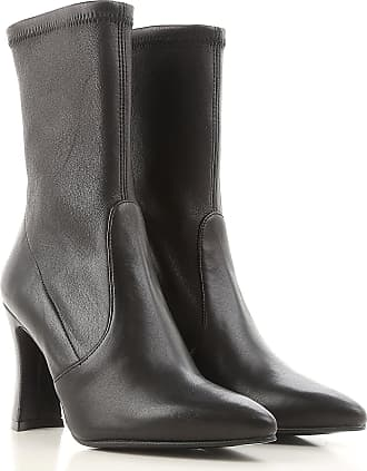 Boots for Women, Booties On Sale, london grey, Suede leather, 2017, 2.5 4.5 6 Stuart Weitzman