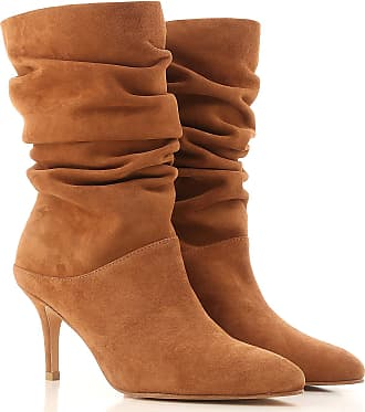 Boots for Women, Booties On Sale, Black, Suede leather, 2017, 3.5 7.5 Stuart Weitzman