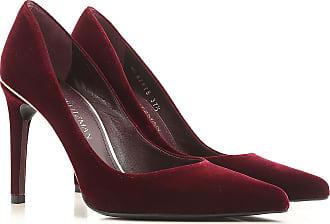 Pumps & High Heels for Women On Sale, london grey, Suede leather, 2017, 5.5 Stuart Weitzman
