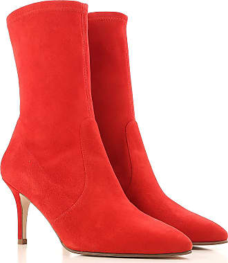 Boots for Women, Booties On Sale, Turtledove, Suede leather, 2017, 3.5 4.5 5.5 7.5 Stuart Weitzman
