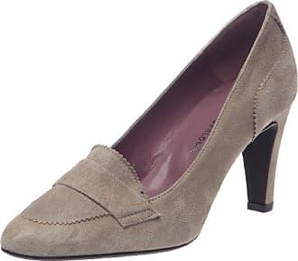 Zapatos beige Studio Paloma para mujer