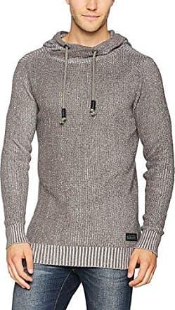 H9609Z91377A, Jersey para Hombre, Grau (Dusty Grey-Quiet Grey 23300), Large Sublevel