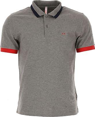 Polo Shirt for Men On Sale, Desert, Cotton, 2017, L M S XL Sun 68