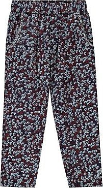 Spirit Cotton Flower Loose Trousers Sunchild