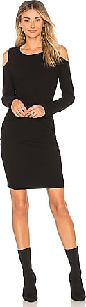 Cold Shoulder Dress in Black. - size 0 / XS (also in 1 / S) Sundry