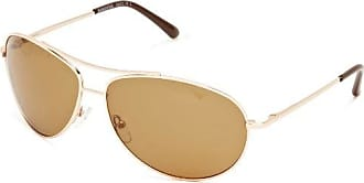 Sunoptic Lunettes Pilote Homme - Marron - Coffee/Brown - FR : Taille unique (Taille fabricant : One Size)