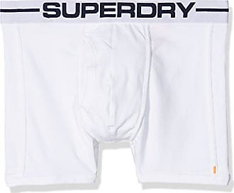 M31000NS, Bóxer para Hombre, Blanco (Optic/Optic), XX-Large (Tamaño del fabricante:XXL) Superdry