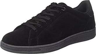 Superdry Sleek Low Premium, Zapatillas de Gimnasia para Hombre, Azul (Navy/Dark Navy), 40 EU