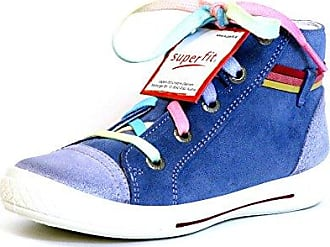 Hohe Sneakers mit Applikation Blue Mädchen Boden 26
