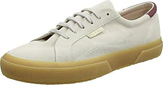 Superga 2790 Suew, Zapatillas para Mujer, Wei? (White Cream), 39.5 EU