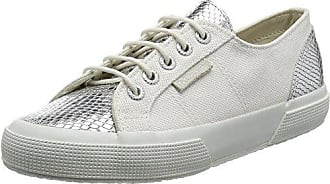 Superga Adult 1705 Cotu Bianco-900 - Baskets mode Homme Blanc (901) 44 EU