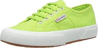 2750 Cotu Classic GS000010U, Zapatillas Unisex adulto, Verde (Acid Green), 38 EU (5 UK) Superga