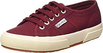 Superga Sneaker Scarpe Da Donna Scarpe Da Ginnastica Cotu Classic 104 Scarlett Rosso Vinaccia