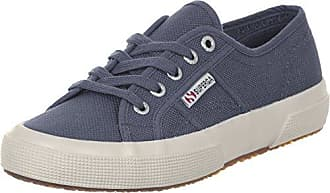 4832 Efglu, Zapatillas Unisex Adulto, Blanco (White Blue S902 WH Bl), 43 EU Superga
