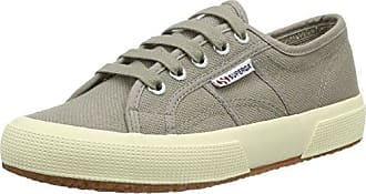 Superga 2750 Naked-COTU - Zapatillas Para Mujer, Color Negro, Talla 35 EU (2.5 UK)
