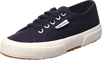 Superga Macramew Navy, Schuhe, Sneaker & Sportschuhe, Sneaker, Blau, Female, 35
