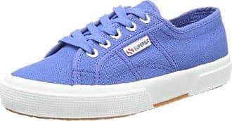 Superga 2730-Cotu, Zapatillas para Mujer, Azul (Blue MD Cobalt X1Y), 38 EU