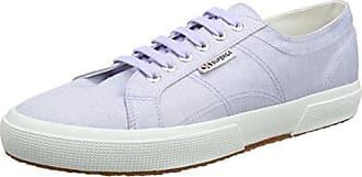 Superga Unisex Erwachsene 2750 Fabricshirtu Sneaker, Blau (Oxford Light Blue A06), 43 EU