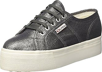 Superga 4832 Sueu, Zapatillas Adultos Unisex, Gris (Grey Ash 914), 37 EU