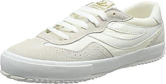 Superga 2832 Nylu, Zapatillas Adultos Unisex, Blanco (Total White 943), 42 EU