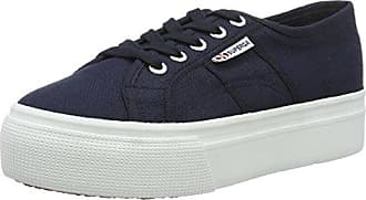 2750 Cotu Classic GS000010U, Zapatillas Unisex adulto, Azul (Navy-White F43), 36 EU (3.5 UK) Superga