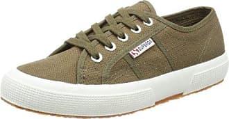 Tg. 39.5 EU / 6 UK Superga 2754 Cotu Sneakers Unisex Adulti Verde 595 Milit