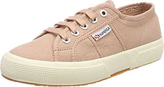 Superga 2832 Nylu, Zapatillas Adultos Unisex, Azul (Navy Sunflower A22), 41 EU
