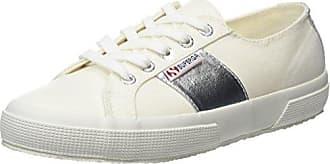 Superga 2287-Cotw, Zapatillas para Mujer, Blanco (White 901), 40 EU