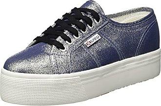 Superga Scarpe Sneaker LAMEW Classic METALLIC GREY GRIGIO 2750 tg. 39