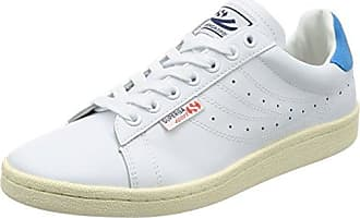 Superga 2754 Cotu, Sneakers Hautes mixte adulte-Blanc 39 EU