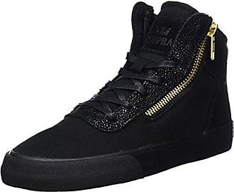 Noiz, Zapatillas para Mujer, Negro (Black Oil Slick 069), 38.5 EU Supra