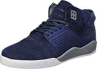 Ellington, Sneakers Basses Homme, Noir (Black/Lt Grey-White), 41 EUSupra