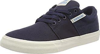 Supra Aluminum, Zapatillas para Hombre, Azul (Navy/Mojave-White), 40 EU