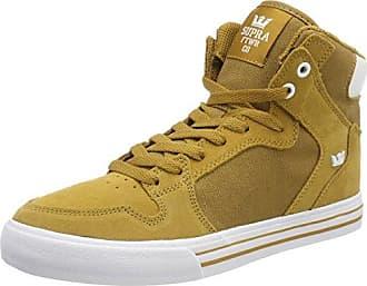 Hammer Run, Sneakers Basses Homme, Noir (Black/Lt Grey-White), 47.5 EUSupra