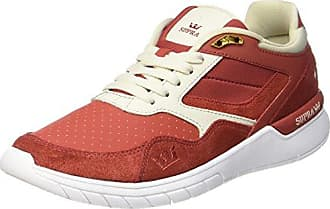 K-Swiss Winslow, Basses Homme - Rouge - Red (Cayenne/Bone-White), 42.5