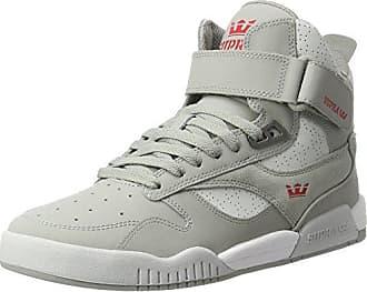 Hammer Run, Sneakers Basses Femme, Noir (Black/Pink-White), 42 EUSupra