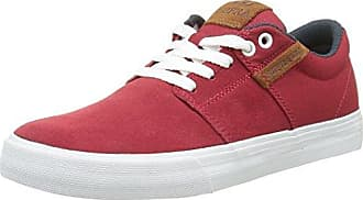 Cuttler, Zapatillas de casa Mujer, Rojo (Risk Red), 36.5 EU Supra